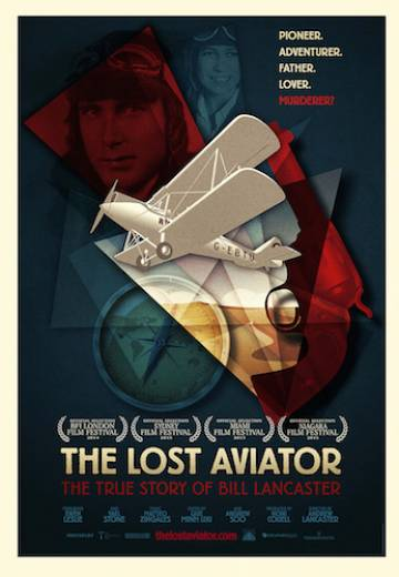 Key art for The Lost Aviator