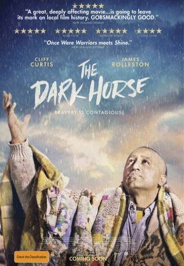 Key art for The Dark Horse