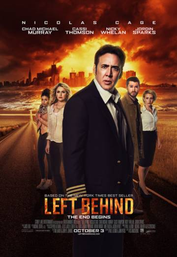 Key art for Left Behind