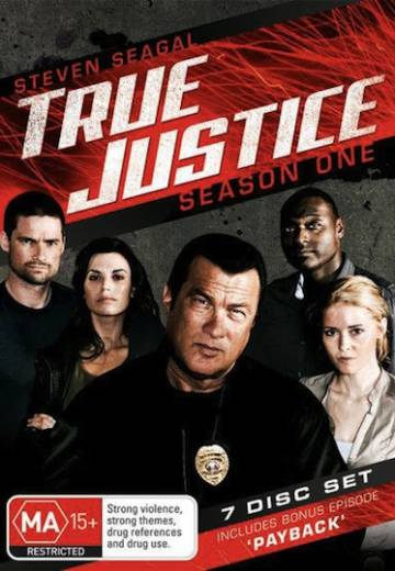 Key art for True Justice Season One