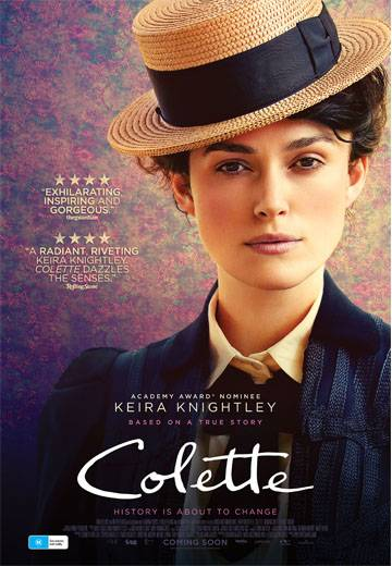 Key art for Colette