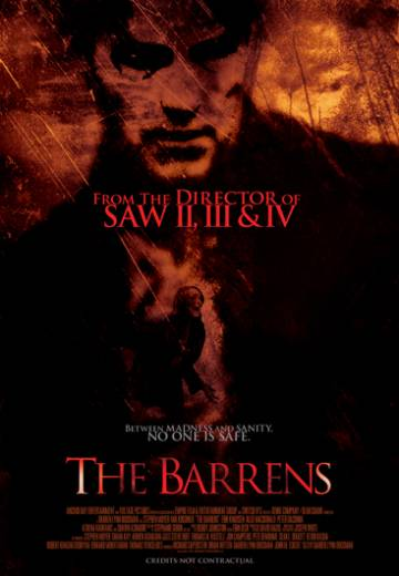 Key art for Barrens, The