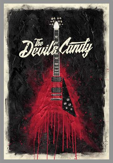 Key art for The Devil's Candy
