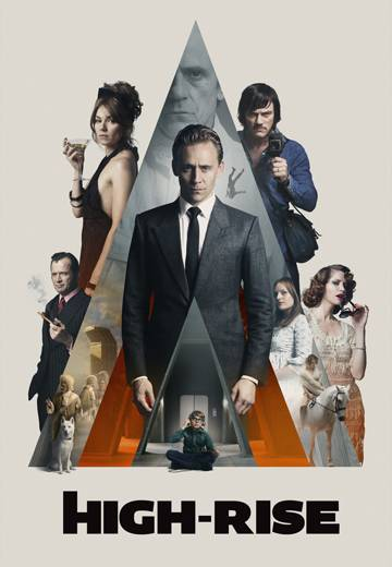 Key art for High-Rise
