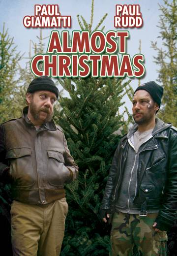 Key art for Almost Christmas