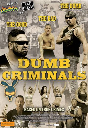 Key art for Dumb Criminals