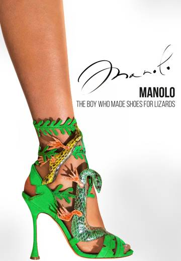 Key art for Manolo - The Boy Who Made Shoes For Lizards