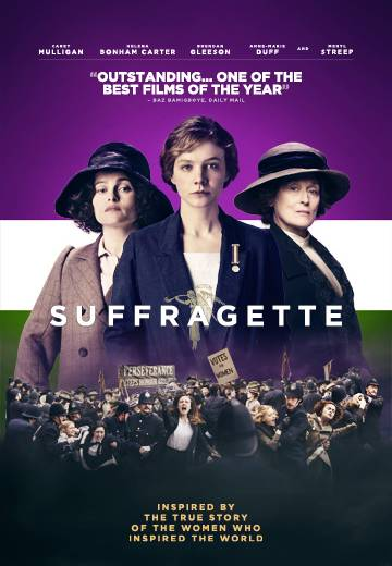 Key art for Suffragette