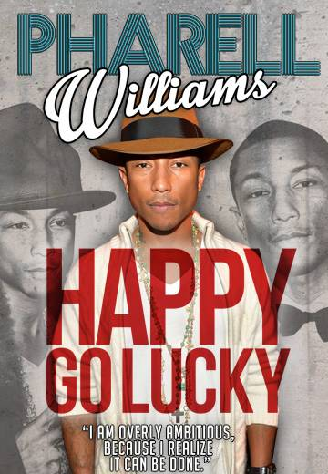 Key art for Pharrell Williams: Happy Go Lucky