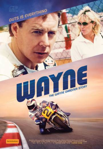 Key art for Wayne