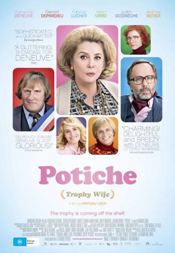 Key art for Potiche (Trophy Wife)