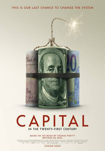 Key art for Capital In The 21st Century
