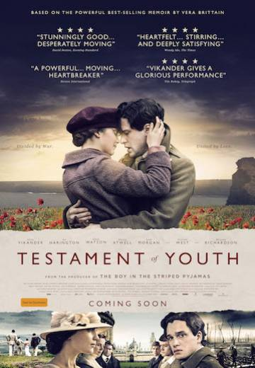 Key art for Testament of Youth