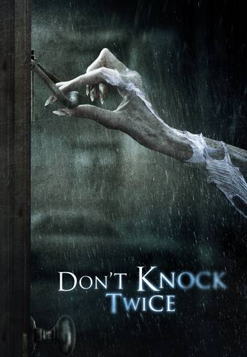 Key art for Don't Knock Twice