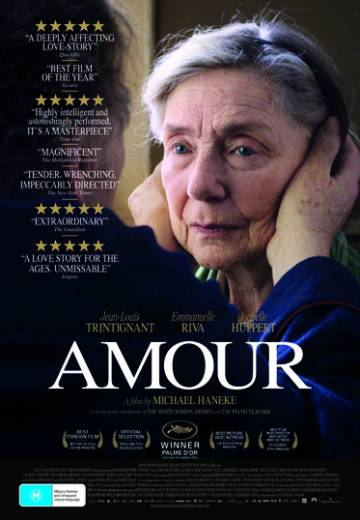 Key art for Amour
