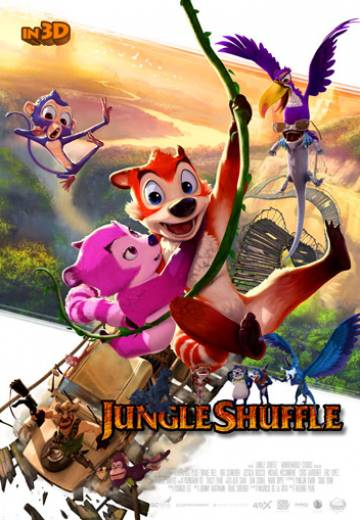 Key art for Jungle Shuffle