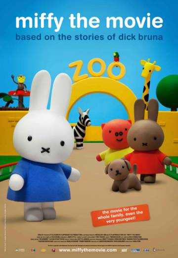 Key art for Miffy the Movie