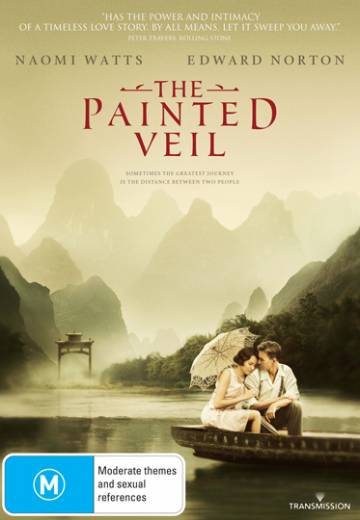Key art for Painted Veil, The