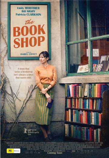 Key art for The Bookshop