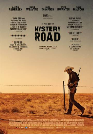 Key art for Mystery Road