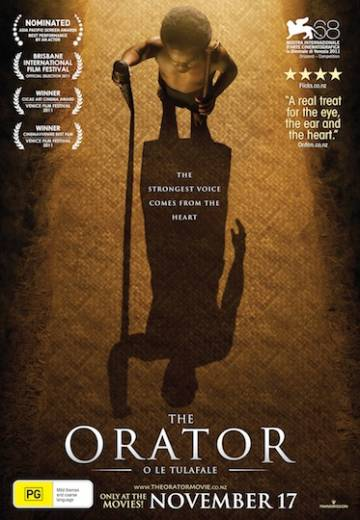 Key art for The Orator
