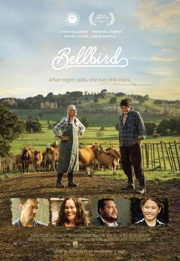 Key art for Bellbird