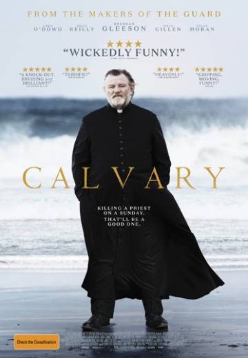 Key art for Calvary