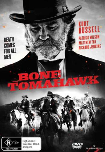 Key art for Bone Tomahawk