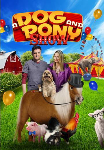 Key art for A Dog And Pony Show