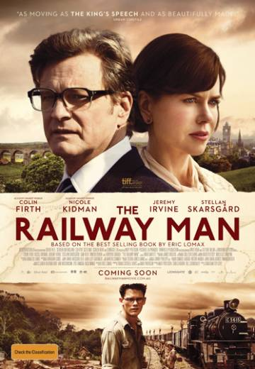 Key art for The Railway Man