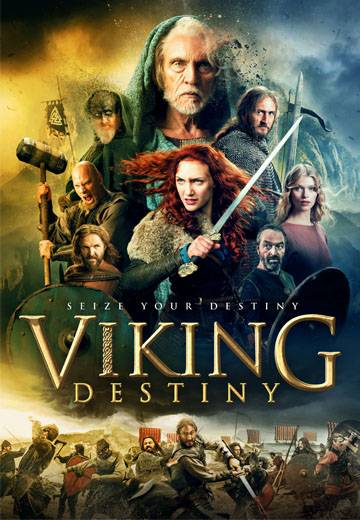 Key art for Viking Destiny