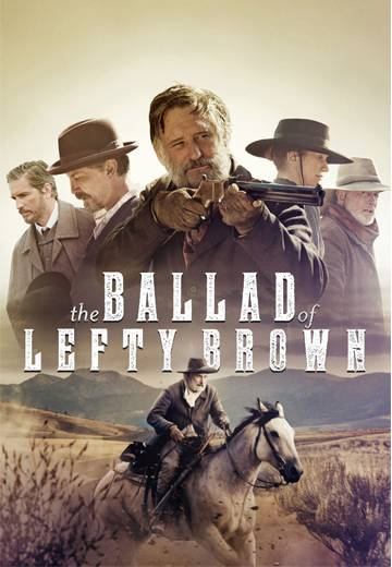 Key art for The Ballad Of Lefty Brown