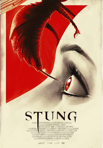 Key art for Stung