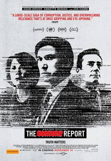 Key art for The Report