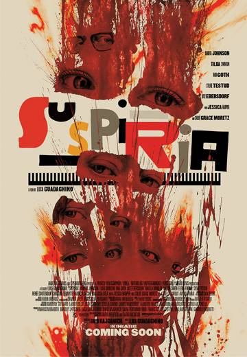Key art for Suspiria