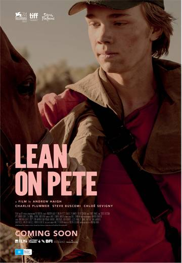Key art for Lean On Pete