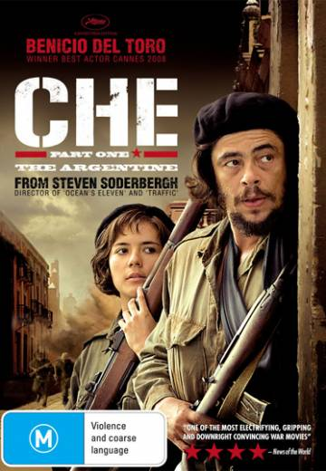 Key art for Che Part 1: The Argentine