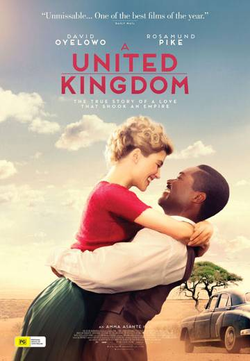 Key art for A United Kingdom