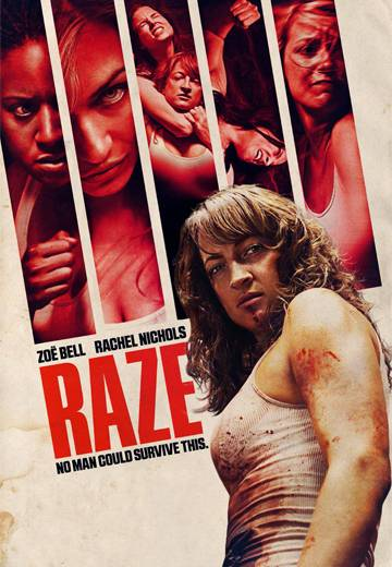 Key art for Raze