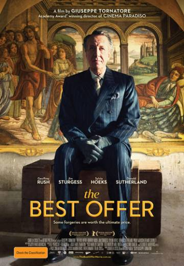 Key art for The Best Offer