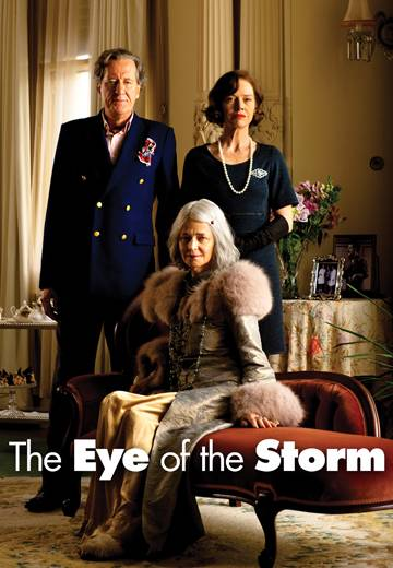 Key art for The Eye of The Storm