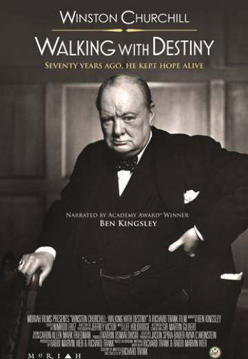 Key art for Winston Churchill: Walking With Destiny