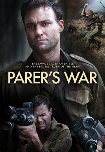 Key art for Parer's War