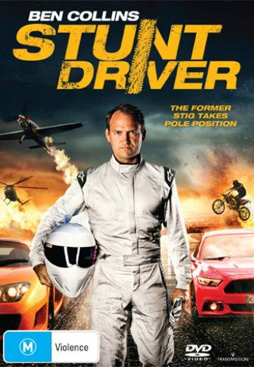 Key art for Ben Collins Stunt Driver