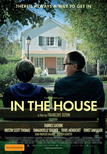 Key art for In The House