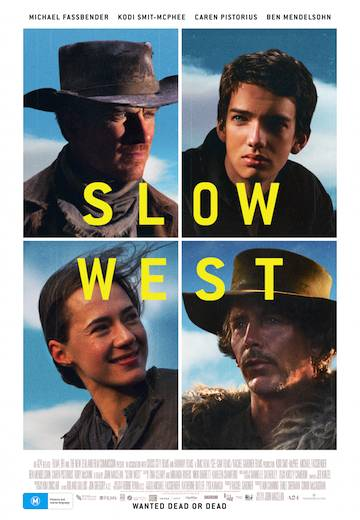 Key art for Slow West