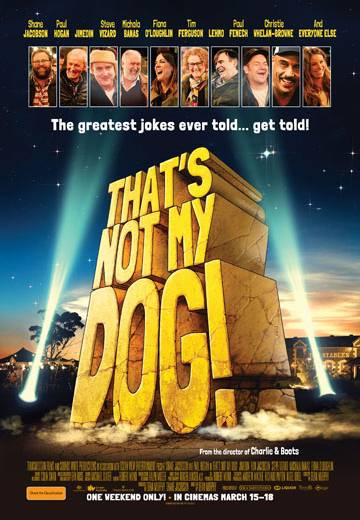 Key art for That's Not My Dog!