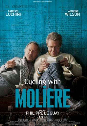 Key art for Cycling with Moliere (Digital Only)