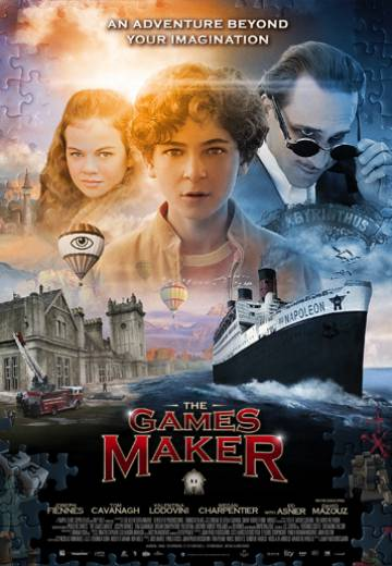 Key art for The Games Maker