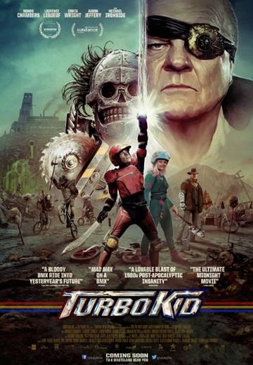 Key art for Turbo Kid
